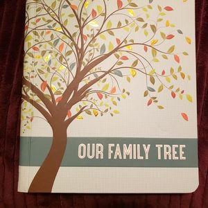 BOGO Peter pauper press family tree book